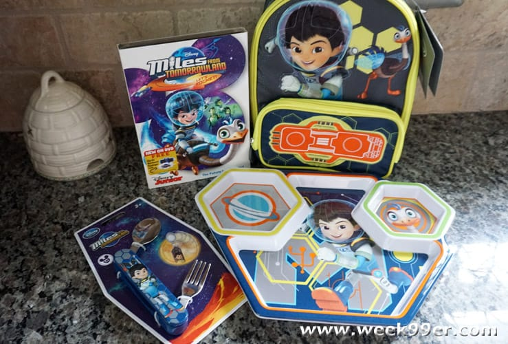 miles from tomorrowland lunch package