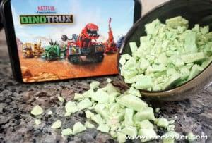 DinoTrux Fizzing Ore Recipe #Dinotrux