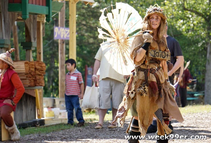 2015 Michigan Renaissance Festival