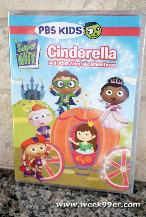 super why Cinderella and other fairytale adventures review