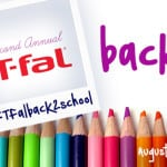 Enter the T-fal Back to School Giveaway! #Tfalback2school
