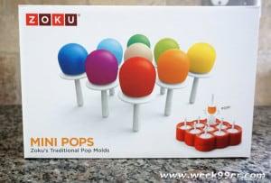 zoku mini pop review