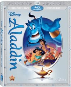 Aladdin Box Art