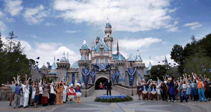Disneyland 60th anniversary