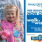 Walk for Wishes comes to Grand Rapids #Walkforwishes