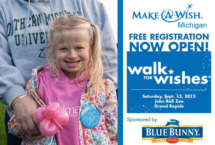 Walk for Wishes Grand Rapids