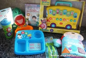 Baby Genius Learn & Grow Prize Pack Giveaway!