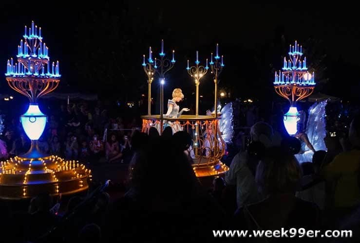 Disneyland Paint the Night Parade