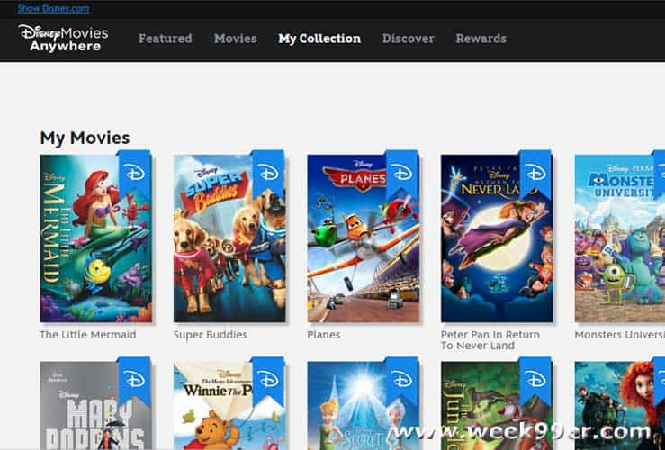 disney movies anywhere review