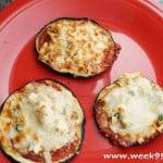 Mini Eggplant Pizza Recipe
