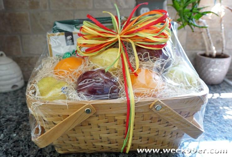 Grandparent's Day gift basket