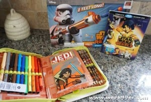 Star Wars Rebels Prize Pack Review and Giveaway!
