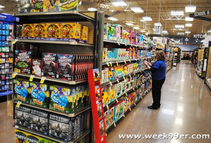 Toys From Kroger : Kroger marketplace opens in shelby township