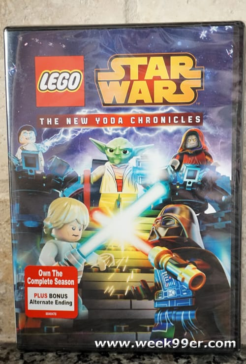 LEGO Star Wars The New Yoda Chronicles Review