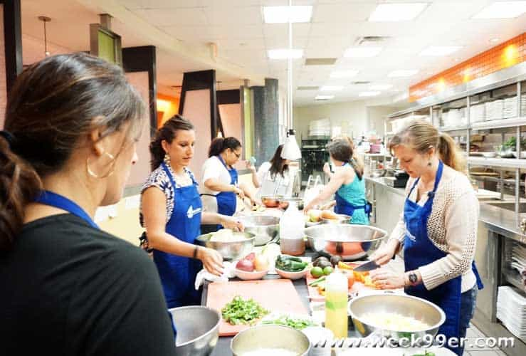 Zazios Cooking Experience