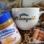 Pumpkin Spice Peanut Butter Gift Pack Giveaway #PSILoveYou