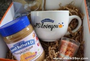 Pumpkin Spice Peanut Butter Gift Pack Giveaway #PSILoveYou