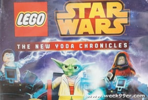 LEGO Star Wars: The New Yoda Chronicles comes to DVD!