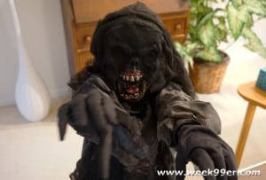 zombie costume review