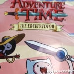 Adventure Time: The Enchiridion is now on DVD!
