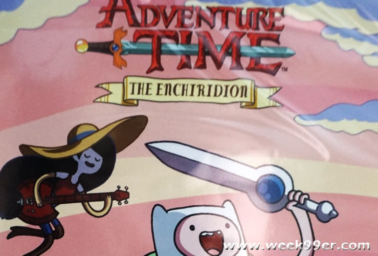 Adventure Time The Enchiridion Review