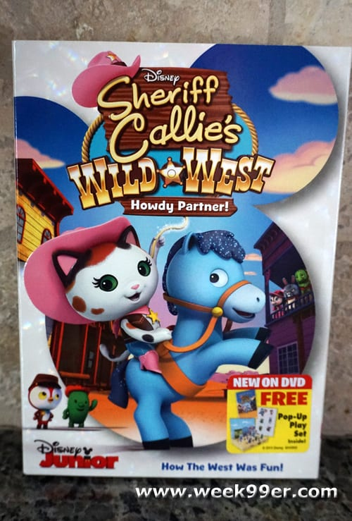 Sheriff Callie's Wild West Howdy Partner Review
