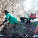 Comcast Make Changes in Michigan Communities with Comcast Cares Day @ComcastMI