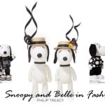 Snoopy and Belle Take the Fashion World by Storm