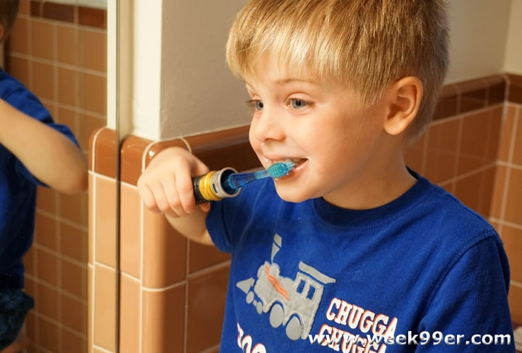 firefly toothbrush review