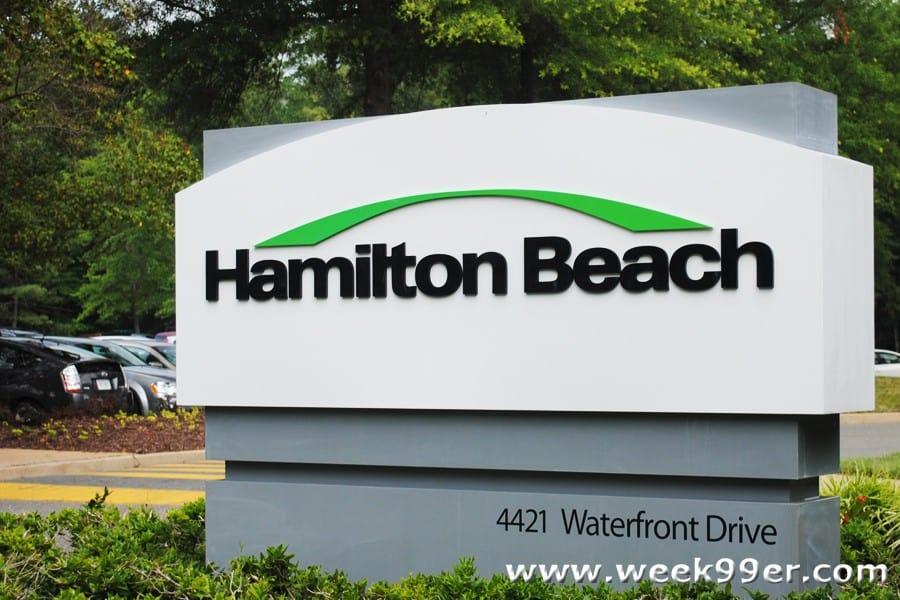 hamilton beach test kitchen tour