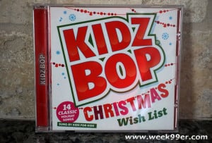 Kidz Bop Christmas Wish List Review
