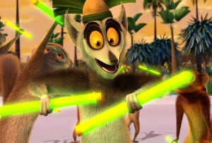 All Hail King Julien returns to Netflix for Season 2!