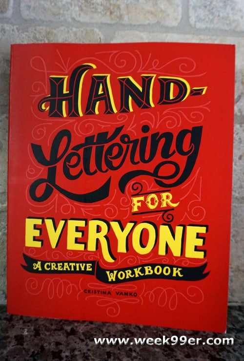 Hand-Lettering for Everyone Review