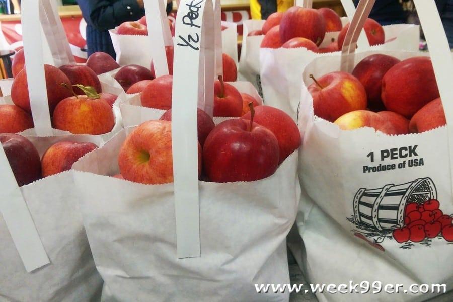 michigan apple tour
