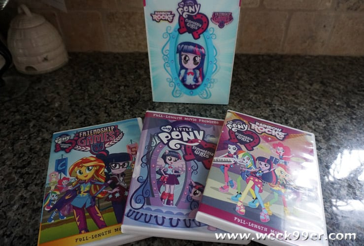 My Little Pony: Equestria Girls Review
