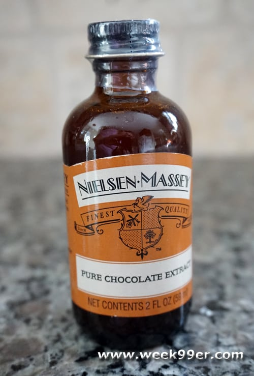Neilsen-Massey chocolate Extract Review