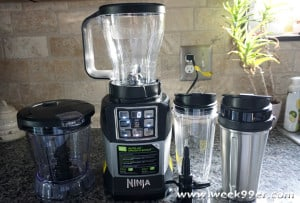The Nutri Ninja with Auto-IQ Replaces More than just your Blender
