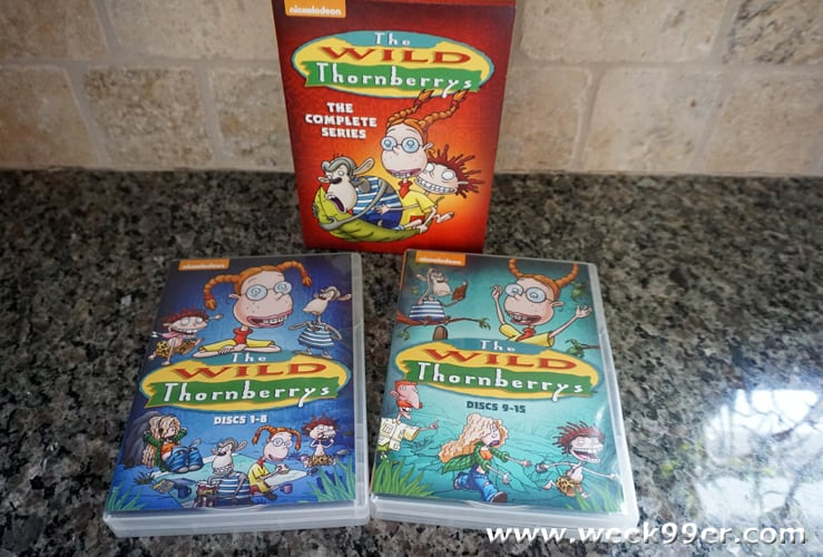 the wild thornberrys complete series review