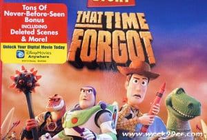 Toy Story that Time Forgot is Now on Blu-Ray and DVD!