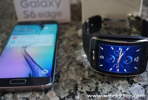 Stay Connected with the Samsung Gear and Edge #VZreview