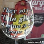 Melt Your Worries Away with the World's Largest Wine Glass
