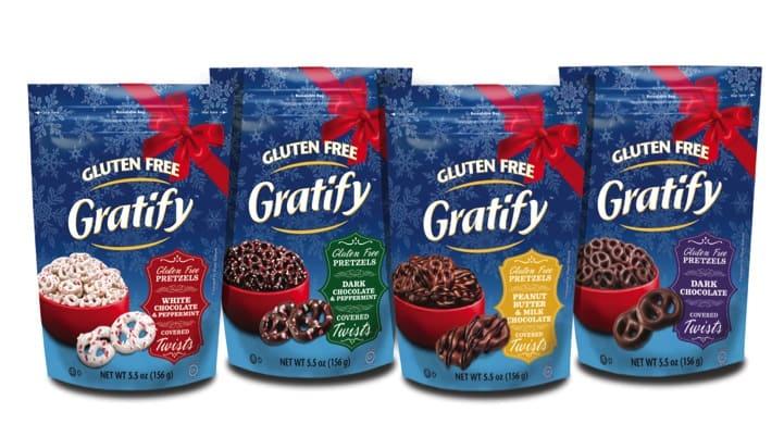 gratify gluten free pretzel review