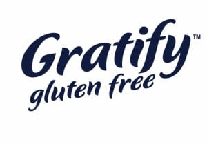 gratify gluten free logo