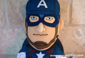 Get a True-to-Life Plush of Your Hero from Bleacher Creatures #bcreaturetoys