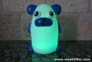 Bright Time Buddies Take Your Nightlight With You!