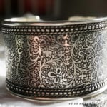 A Gift that Makes a Difference a Silver Vines Cuff + Giveaway