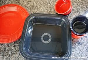 Fiesta ware giveaway