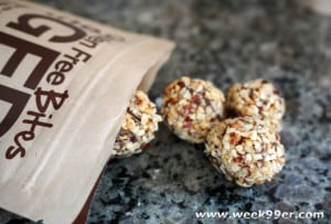 The GFB Gluten Free Bites – High Protein Snacks without the Junk!