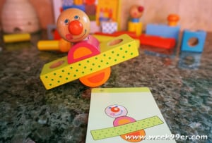 Encourage Spatial Growth with the Brain Builder Peg Set