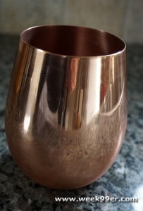 copper wine cup review